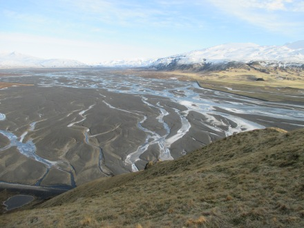 The View from Stóra-Dímon.